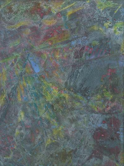 Melt Down II-Dlynn Roll-Art Print