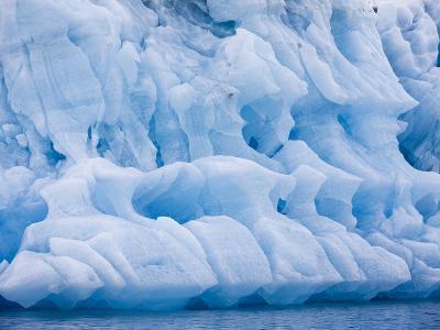 Melting Iceberg Near Hans Glacier in Hornsund Sound-Paul Souders-Photographic Print