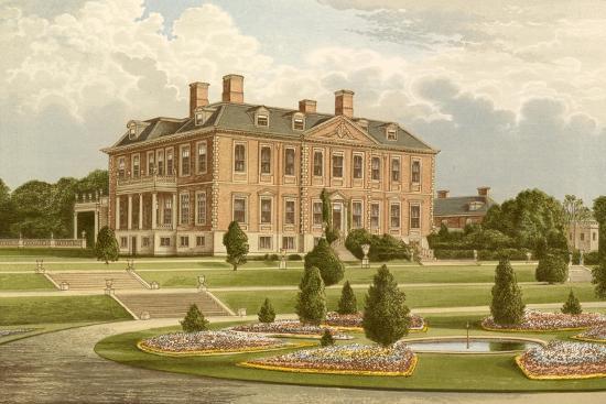 Melton Constable-Alexander Francis Lydon-Giclee Print