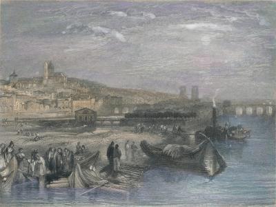 Melun, 1835-S Fisher-Giclee Print