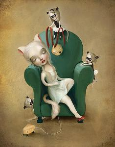 Belling the Cat by Meluseena