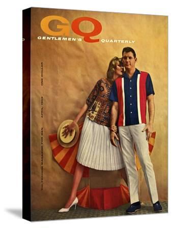GQ Cover - April 1959