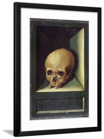 Memento Mori, C.1794--Framed Giclee Print