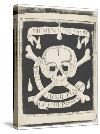 Memento mori, priez Dieu pour les trépassés