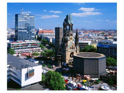 Memorial Church and Europe Center, Berlin-Charlottenburg, Berlin, Germany--Art Print