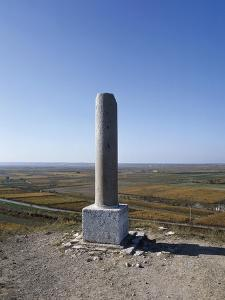 Memorial Stone Commemorating Battle of Cannae