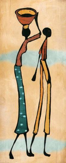Memorias de Africa III--Art Print