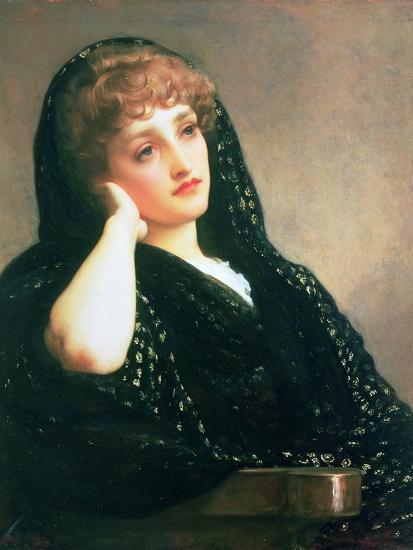 Memories, C.1883-Frederick Leighton-Giclee Print