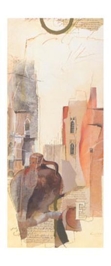 Memories II-W^ Reinshagen-Art Print