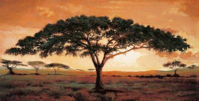 Memories of Masai Mara-Madou-Art Print