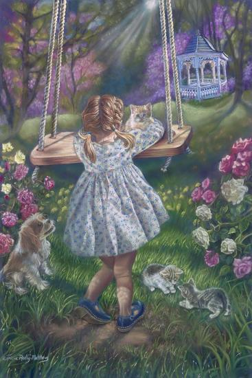 Memories of the Heart-Tricia Reilly-Matthews-Giclee Print