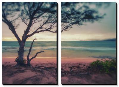 Memory Beach, Kauai-Vincent James-Canvas Art Set