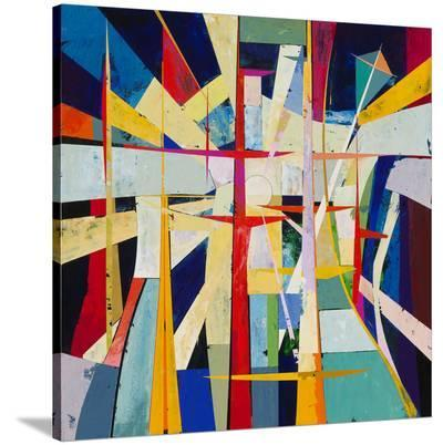 Memory Palace-James Wyper-Stretched Canvas Print