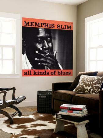 Memphis Slim - All Kinds of Blues