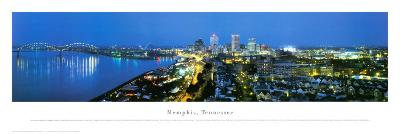 Memphis, Tennessee-James Blakeway-Art Print