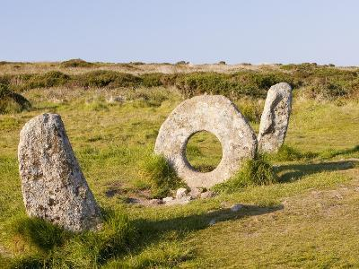 Men an Tol stone-Ashley Cooper-Photographic Print