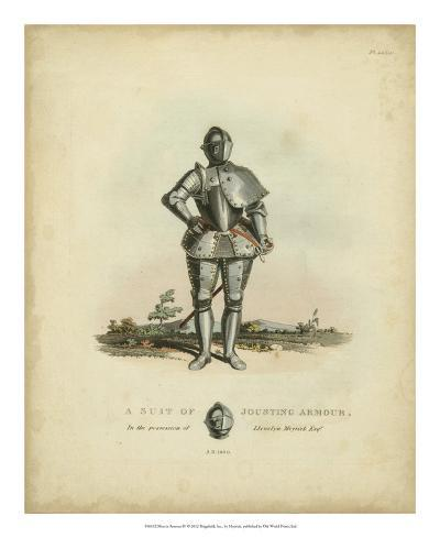 Men in Armour IV-Samuel Rush Meyrick-Giclee Print