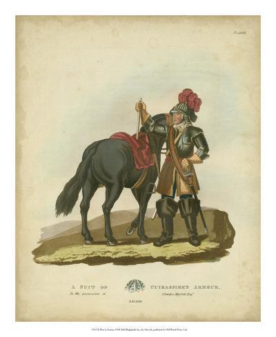 Men in Armour VI-Samuel Rush Meyrick-Giclee Print
