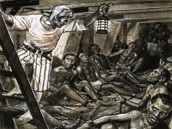 Men with a Mission: He Gave Millions Their Freedom. William Wilberforce-Clive Uptton-Giclee Print