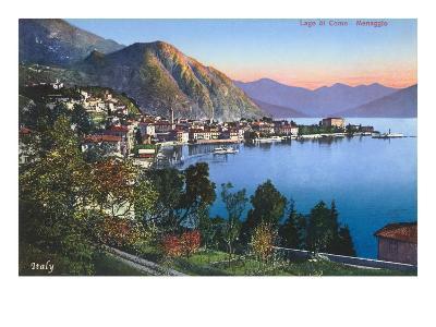 Menaggio, Lake Como, Italy--Art Print