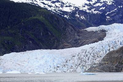 Mendenhall Glacier, Juneau, Alaska, United States of America, North America-Richard Cummins-Photographic Print