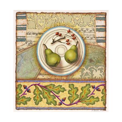 Menemsha Pears-Rachel Paxton-Giclee Print
