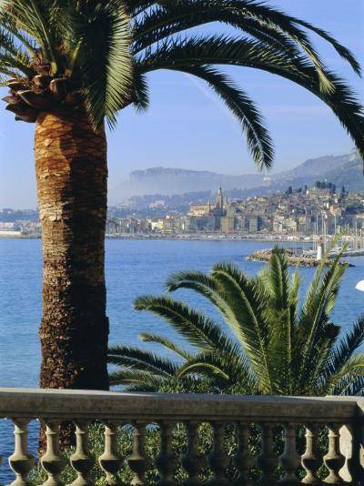 Menton, Alpes Maritimes, Provence, French Riviera, France, Europe-Sylvain Grandadam-Photographic Print