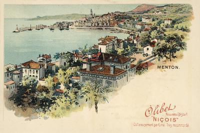 Menton, France--Giclee Print