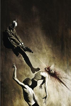 Zombies vs. Robots - Cover Art