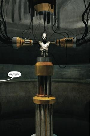 Zombies vs. Robots - Full-Page Art by Menton Matthews III