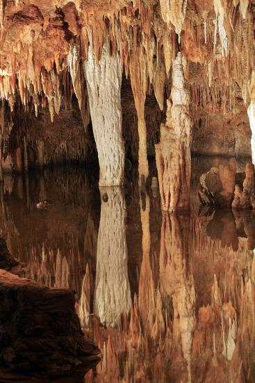 Meramec Caverns, USA-Michael Szoenyi-Photographic Print