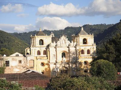 Merced Church, Antigua, UNESCO World Heritage Site, Guatemala, Central America-Wendy Connett-Photographic Print