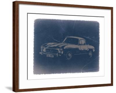 Mercedes Benz 300 Sl-NaxArt-Framed Art Print