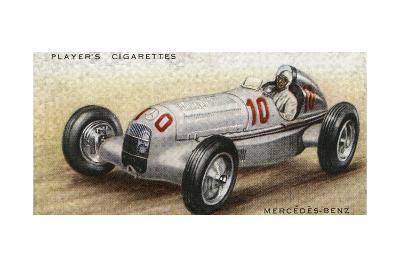 Mercedes-Benz Racer--Giclee Print