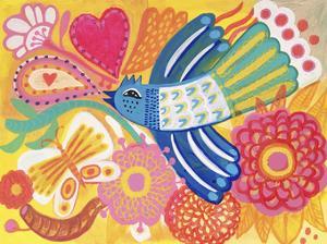 All Summer Long by Mercedes Lagunas