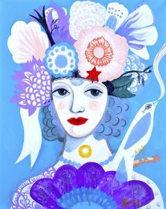 Antoniette by Mercedes Lagunas