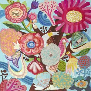 Flowers n. 16 by Mercedes Lagunas