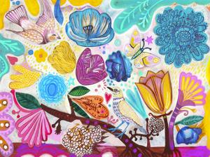 Garden of Light by Mercedes Lagunas