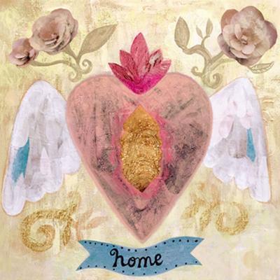 Home Heart by Mercedes Lagunas