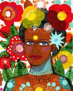 Ipanema Girl by Mercedes Lagunas