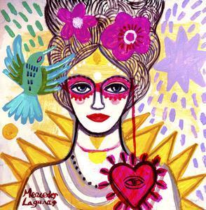 Lady Antoniette by Mercedes Lagunas