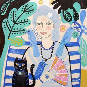 Lady by Mercedes Lagunas