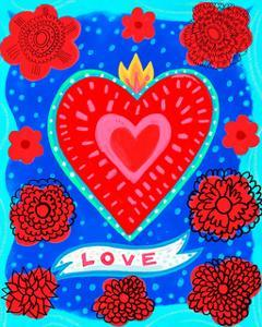 Love by Mercedes Lagunas