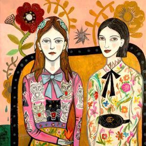 Sisters by Mercedes Lagunas