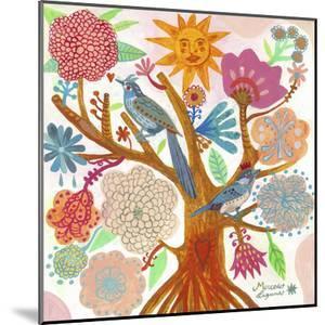 Sun Tree by Mercedes Lagunas