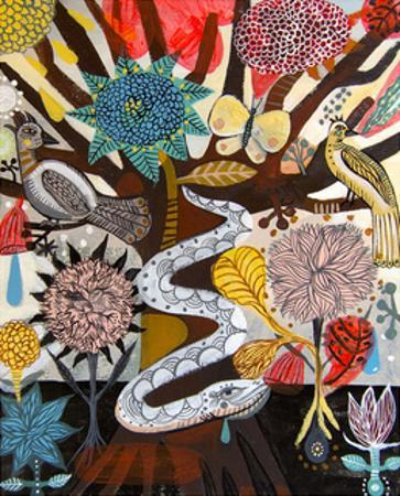 Tree of Life by Mercedes Lagunas