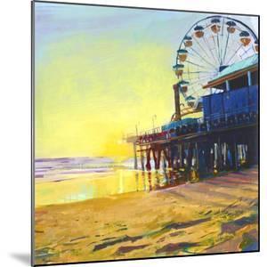 California Dreaming 2 by Mercedes Marin