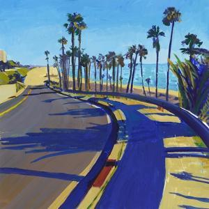 California Dreaming 3 by Mercedes Marin