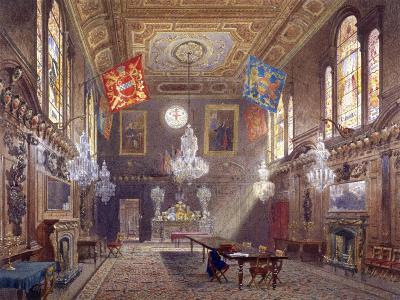 Mercers' Hall, London, 1901-John Crowther-Giclee Print