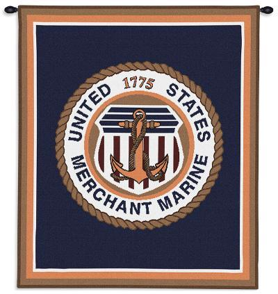 Merchant Marine Ensemble--Wall Tapestry